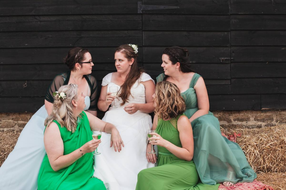bride-and-bridesmaids-documentary-wedding-photography